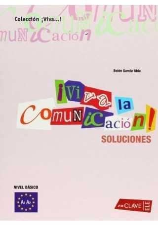 Viva la comunicacion del espanol claves