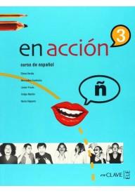 En accion 3 podręcznik + CD audio