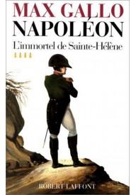 Napoleon t.4 L'immortel de Sainte-Helene