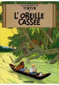Tintin L'oreille Casse