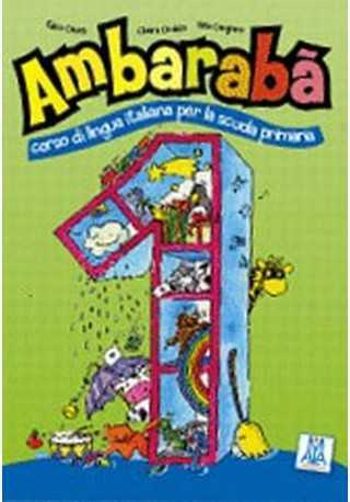 Ambaraba 1 podręcznik + 2 CD audio