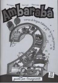 Ambaraba 2 przewodnik metodyczny + 2 CD audio