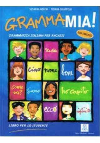 GrammaMia Grammatica italiana per ragazzi podręcznik + ćwicz