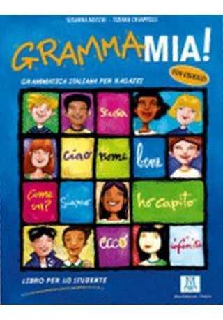 GrammaMia przewodnik metodyczny + CD audio