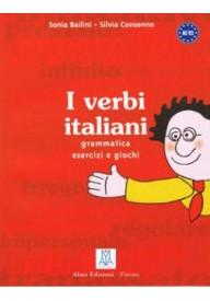 Verbi italiani Grammatica esercizi e giochi