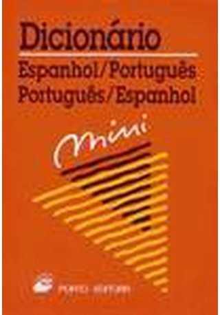Dicionario mini espanhol-portugues vv