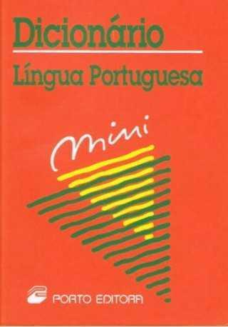 Dicionario mini Lingua Portugesa