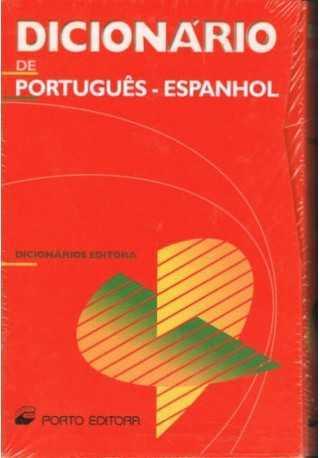 Dicionario Portugues Espanhol