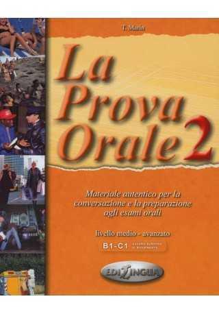 Prova Orale 2 podręcznik medio - avanzato