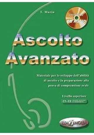 Ascolto Avanzato podręcznik + CD