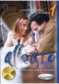 Allegro 1 podręcznik + ćwiczenia + CD audio