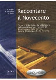 Raccontare il Novecento podręcznik