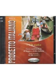 Nuovo Progetto italiano 2 CD audio