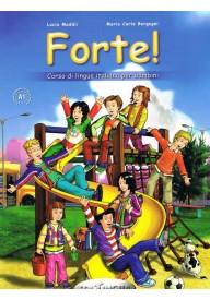 Forte 1 podręcznik + ćwiczenia + CD audio