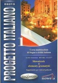 Nuovo Progetto italiano 1 Słowniczek