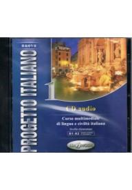 Nuovo Progetto italiano 1 CD audio