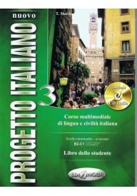 Nuovo Progetto italiano 3 podręcznik