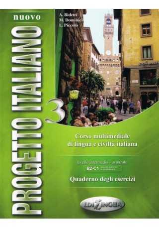 Nuovo Progetto italiano 3 ćwiczenia
