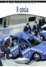 Sosia książka + CD C1-C2