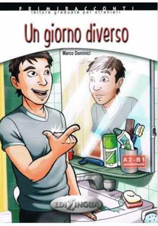 Giorno diverso książka + CD A2-B1