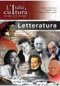 Italia e cultura: Letteratura