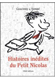 Petit Nicolas Histoires inedites du Petit Nicolas tom I