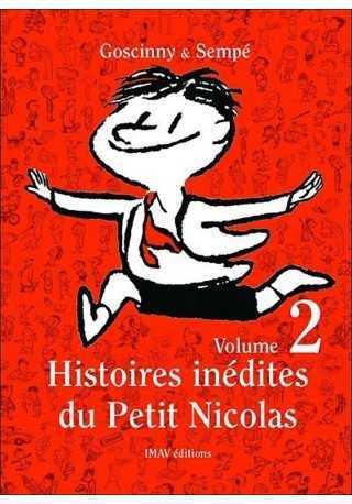 Petit Nicolas Histoires inedites du Petit Nicolas volume 2