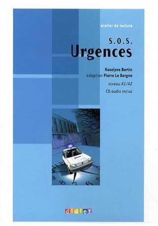 SOS Urgences A1/A2 + CD audio