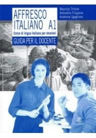 Affresco Italiano A1 przewodnik metodyczny