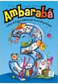 Ambaraba 3 podręcznik + CD audio