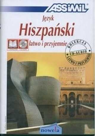 Język hiszpański łatwo i przyjemnie książka i 4 CD audio