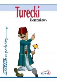 Turecki kieszonkowy w podróży Rozmówki tureckie