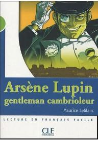 Arsene Lupin, gentleman cambrioleur livre niveau 2