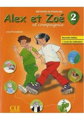 Alex et Zoe 2 podręcznik Nowa edycja