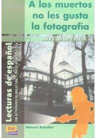 Muertos no les gusta la fotografia książka superior 1