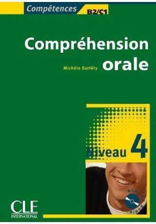 Comprehension orale 4 + CD