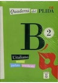 Quaderni del PLIDA B2 + CD
