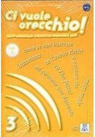 Ci vuole orecchio B2/C1 książka + CD