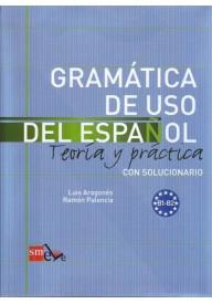 Gramatica de uso del espanol B1-B2 Teoria y practica