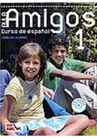 Aula Amigos 1 podręcznik + CD audio