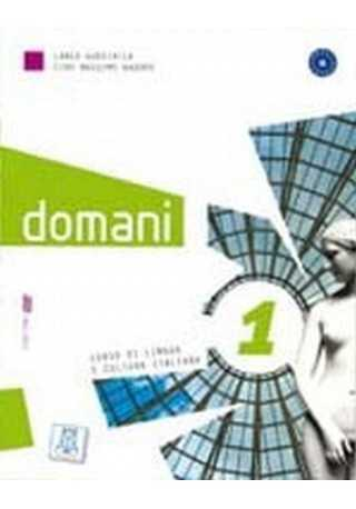 Domani 1 podręcznik + DVD