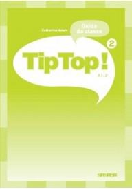 Tip Top 2 A1.2 przewodnik metodyczny