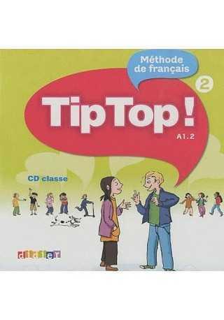 Tip Top 2 A1.2 CD audio do podręcznika