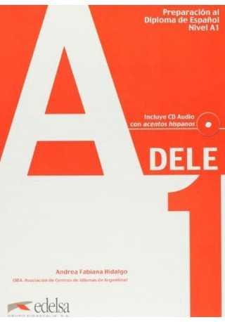 DELE A1 podręcznik + CD audio
