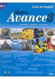 Nuevo Avance 3 podręcznik + CD audio