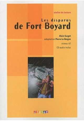 Disparus de Fort Boyard + CD