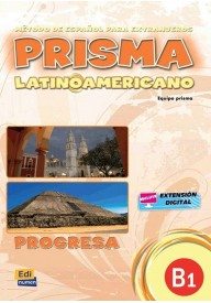 Prisma Latinoamericano B1 podręcznik