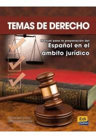 Temas de derecho podręcznik