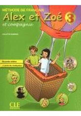 Alex et Zoe 3 podręcznik + livret de civilisation  nowa edycja