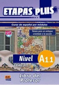 Etapas Plus A1.1 przewodnik metodyczny